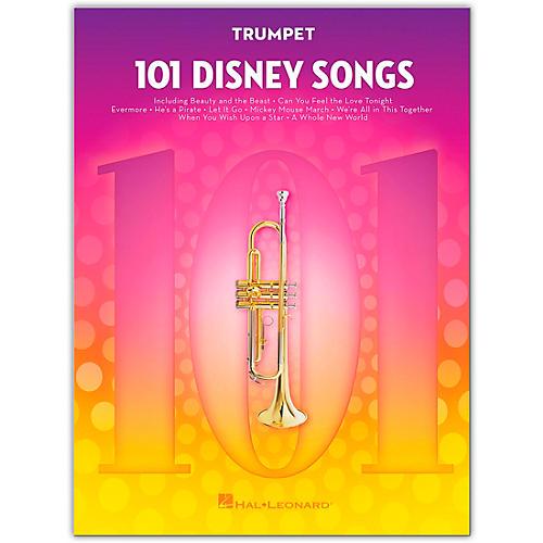 Hal Leonard 101 Disney Songs  for Trumpet
