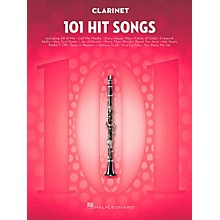 Hal Leonard 101 Hit Songs - Clarinet