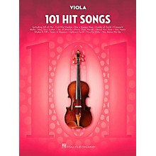 Hal Leonard 101 Hit Songs - Viola