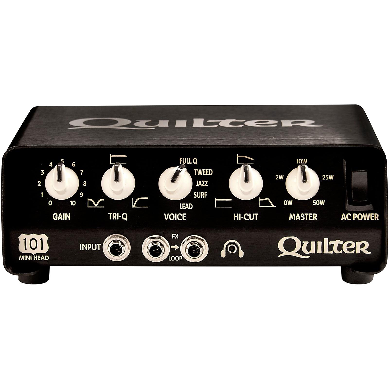 Quilter Labs 101-MINI HEAD 101 Mini 100W Guitar Amp Head