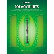 Hal Leonard 101 Movie Hits - Clarinet