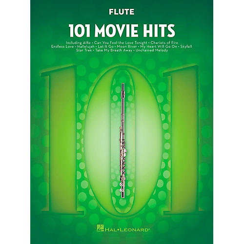 Hal Leonard 101 Movie Hits - Flute