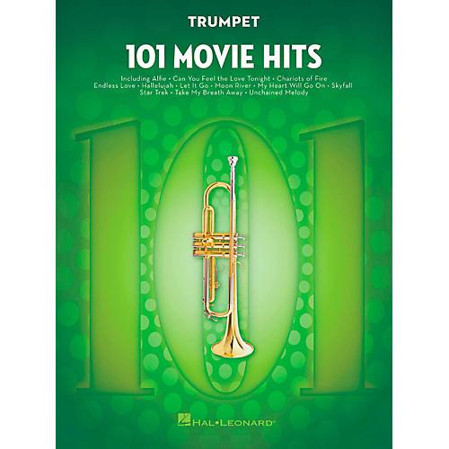 Hal Leonard 101 Movie Hits - Trumpet
