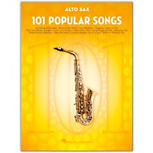 Hal Leonard 101 Popular Songs for Alto Sax