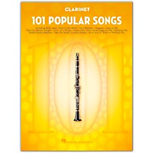 Hal Leonard 101 Popular Songs for Clarinet