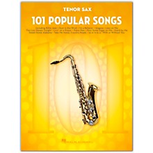Hal Leonard 101 Popular Songs for Tenor Sax