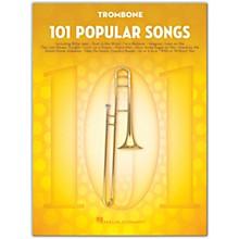 Hal Leonard 101 Popular Songs for Trombone