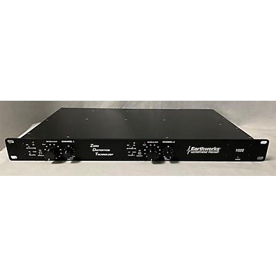 Earthworks 1022 Two Channel ZDT Microphone Preamp