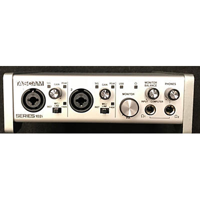 Tascam 102i Audio Interface
