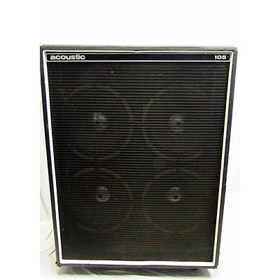 Acoustic 105 4X12 GUITAR/BASS CAB Guitar Cabinet