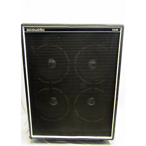 Acoustic 105 4X12 GUITAR/BASS CAB Guitar Cabinet
