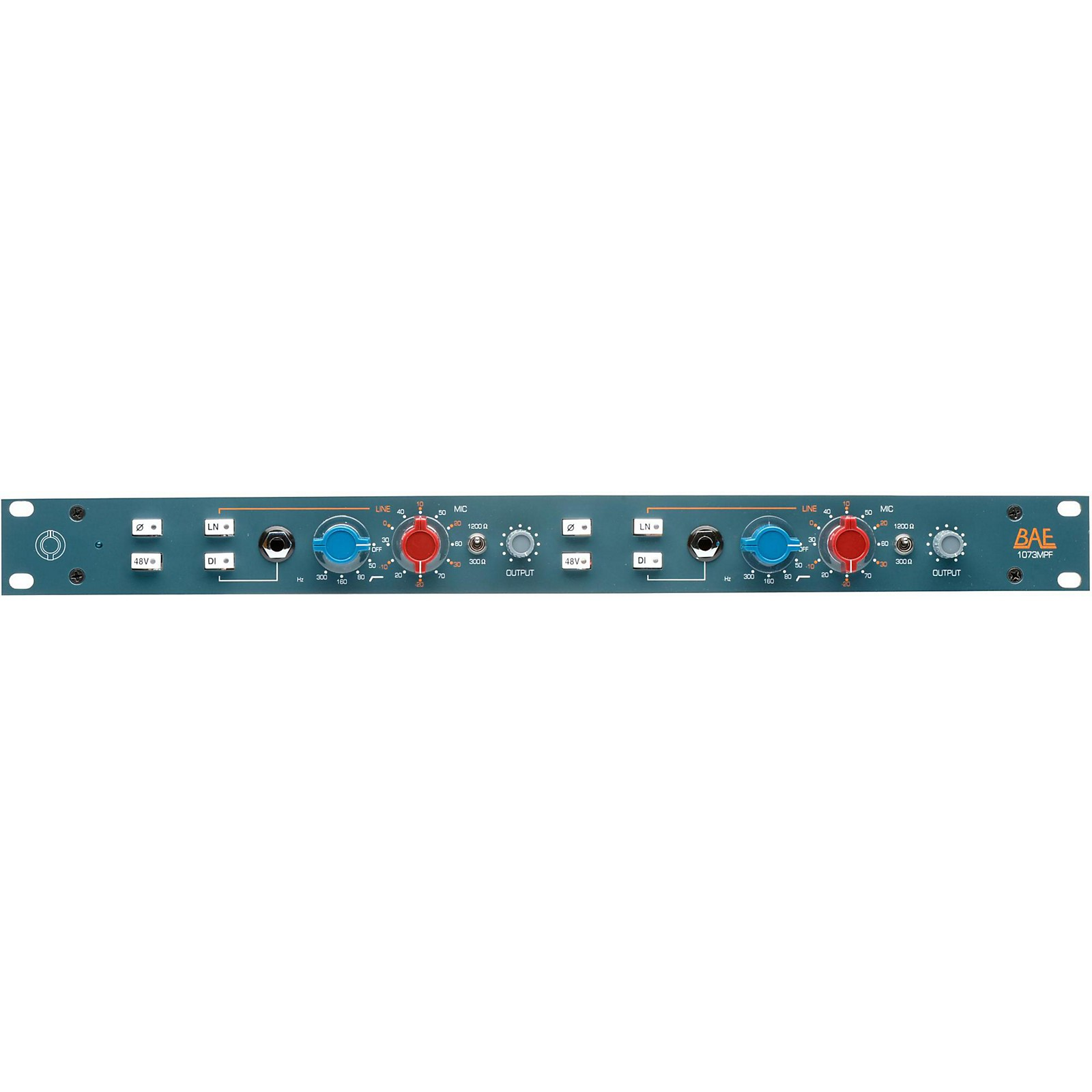 BAE 1073MPF Dual Channel