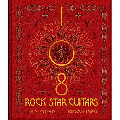 Hal Leonard 108 Rock Star Guitars