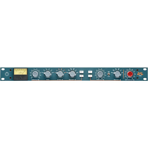 BAE 10DC Compressor/Limiter Without Power Supply