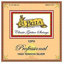 LaBella 10PH Professional High Tension Silver Classical Guitar Strings