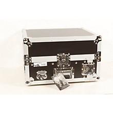 Open BoxRoad Runner 10U Slant Mixer Rack, 2U Vertical Rack
