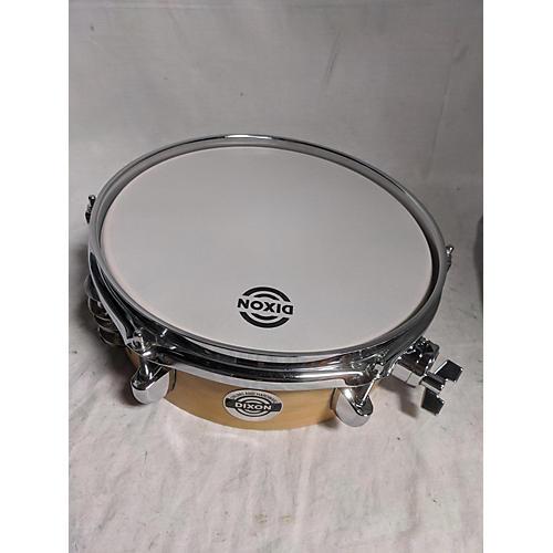 Dixon 10X4 Jingle Drum Natural 170