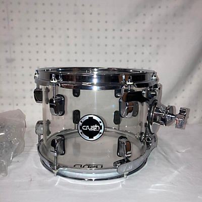 Crush Drums & Percussion 10X8 Acrylic Series Tom Roto Toms