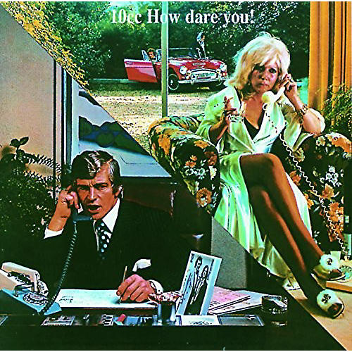 Alliance 10cc - How Dare You!