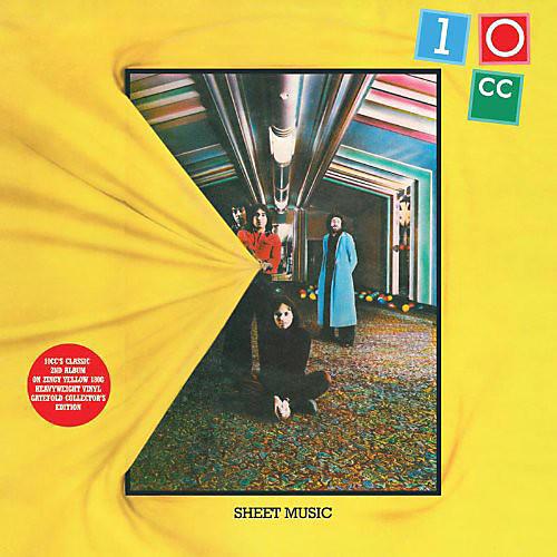 Alliance 10cc - Sheet Music