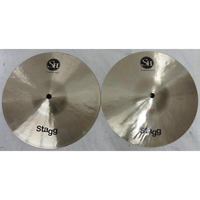 "Stagg 10in 10"" Hihatt Pair Cymbal"