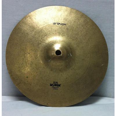Wuhan 10in 10 Inch Splash Cymbal