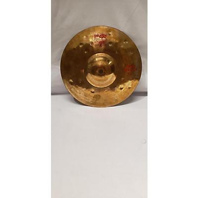 Paiste 10in 2002 Wild Splash Cymbal