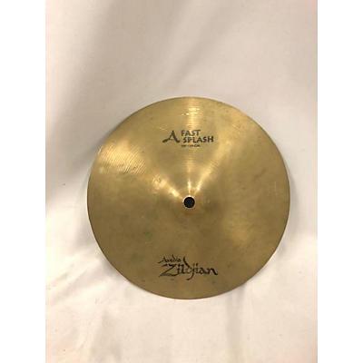 Zildjian 10in A Fast Splash Cymbal