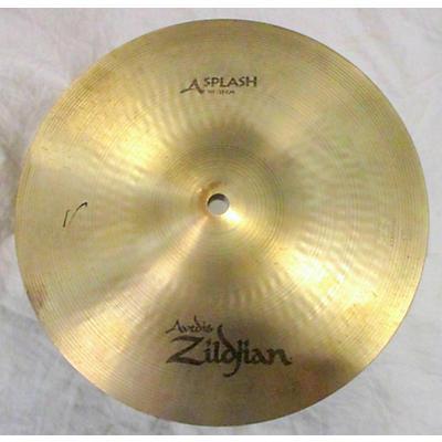 Zildjian 10in A Series Splash Cymbal