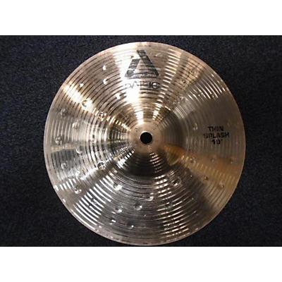 TRX 10in Alt Splash Cymbal