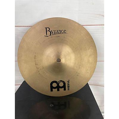 Meinl 10in Byzance Traditional Splash Cymbal