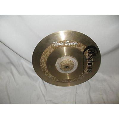 Bosphorus Cymbals 10in Ferit Series Splash Cymbal