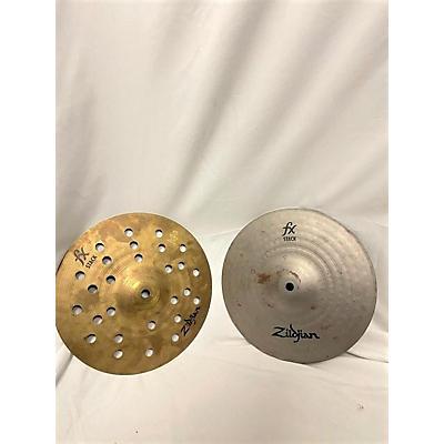 Zildjian 10in Fx Stack Cymbal