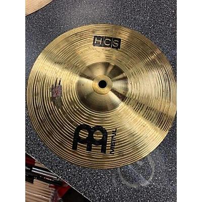 Meinl 10in HCS China Cymbal