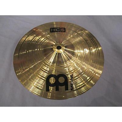Meinl 10in HCS Splash Cymbal