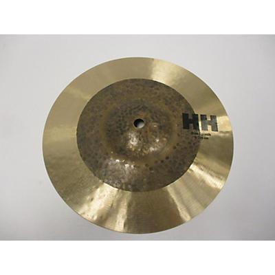 Sabian 10in Hh Duo Splash Cymbal