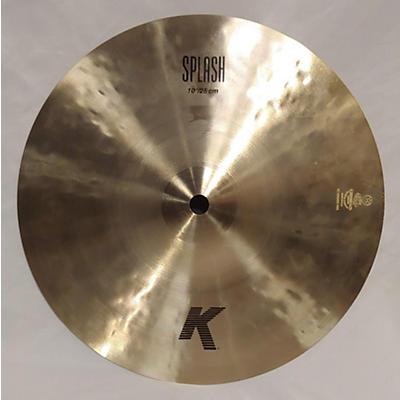 Zildjian 10in K Splash Cymbal