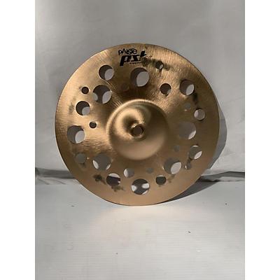 Paiste 10in Pstx Cymbal