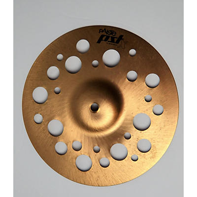 Paiste 10in Pstx Splash Cymbal
