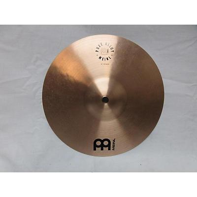 Meinl 10in Pure Alloy Cymbal