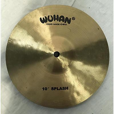 Wuhan Cymbals & Gongs 10in Spash Cymbal