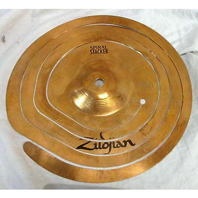 Zildjian 10in Spiral Stackler Cymbal
