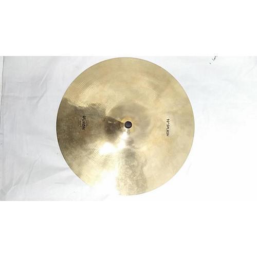 Wuhan Cymbals & Gongs 10in Splash Cymbal 28