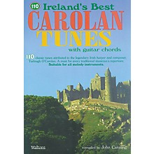Waltons 110 Ireland's Best Carolan Tunes (with Guitar Chords) Waltons Irish Music Books Series Softcover
