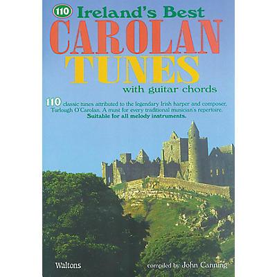 Waltons 110 Ireland's Best Carolan Tunes (with Guitar Chords) Waltons Irish Music Books Series Softcover