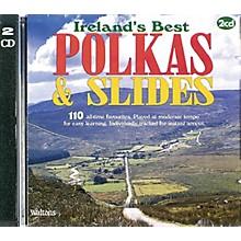 Waltons 110 Ireland's Best Polkas & Slides (with Guitar Chords) Waltons Irish Music Books Series CD