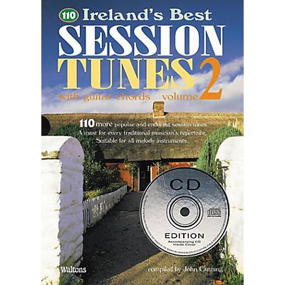 Waltons 110 Ireland's Best Session Tunes - Volume 2 (with Guitar Chords) Waltons Irish Music Books Series