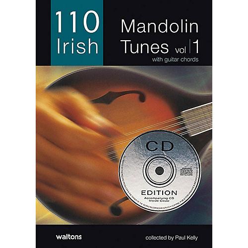 Waltons 110 Irish Mandolin Tunes (with Guitar Chords) Waltons Irish Music Books Series Softcover with CD