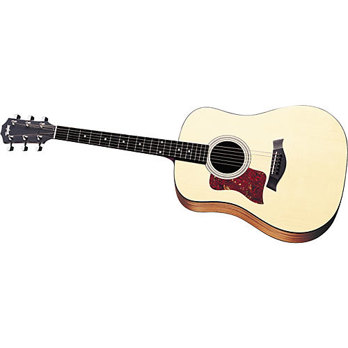 Taylor 110 Sapele/Spruce Dreadnought Left-Handed Acoustic Guitar
