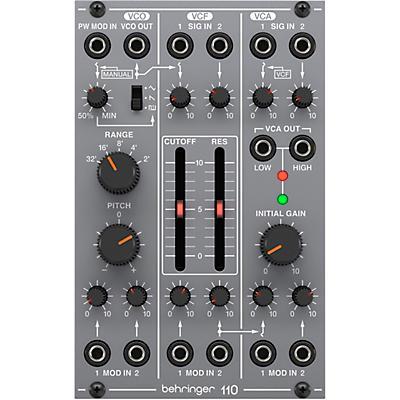 Behringer 110 VCO/VCF/VCA Eurorack Module
